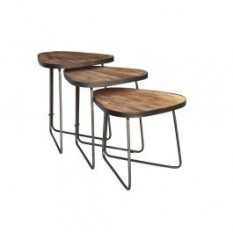 industrial-side-tables-set-of-3-of-wood-and-iron