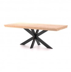 dining-table-sawmark-wood-top-and-iron