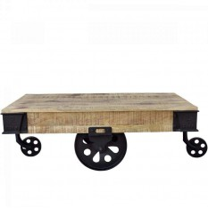 industrial-bar-rolling-chair-wood-and-iron-top