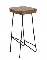 bar-chair-with-industrial-iron