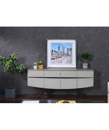 TV Stand with internal light