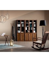 wooden-bookcase