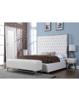 upholstered-stainless-steel-headboard-bed-frame