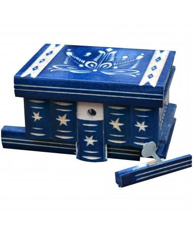 Romanian Puzzle Box,...