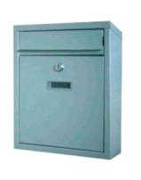 metal-mail-box