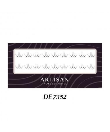 Lower eyelashes Delicat - 7352