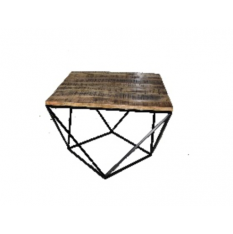 diamond-shape-coffee-table-of-wood-and-metal